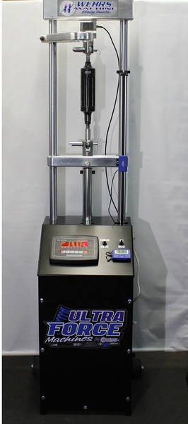 ULTRA FORCE LOAD RATING MACHINE WM430 Wehrs  for Sale $3,000