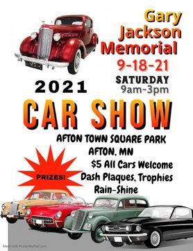 9/18/21 - Gary Jackson Memorial Car Show