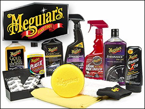 RacingJunk.com 2021 Meguiar's Car Care Kit Giveaway