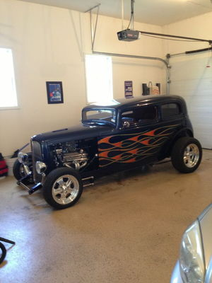 1932 Ford Vicky/Victoria