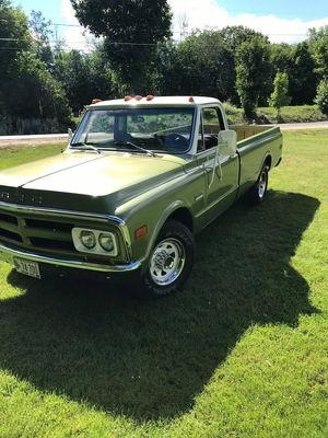 1970 GMC C2500