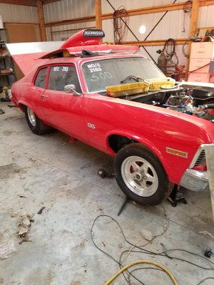 1973 Nova SS