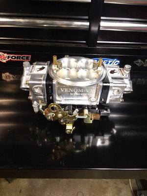 Prosystem venom-vx gas 850