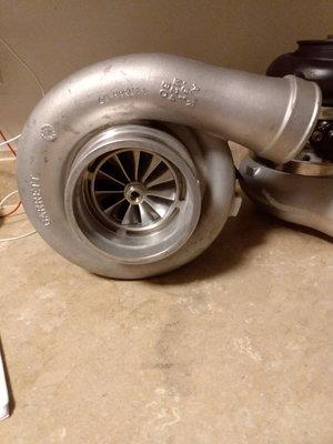 GARRETT GT55 94MM TURBO/S - NO RUNS