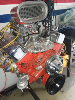 327 engine