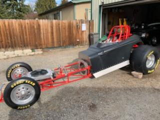 """23T 135"""" Altered Roller  for Sale $9,500"""