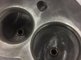 G.M. 534cuin SHORT BLOCK with PRO COMP ALUMINUM HEADS  for Sale $5,500