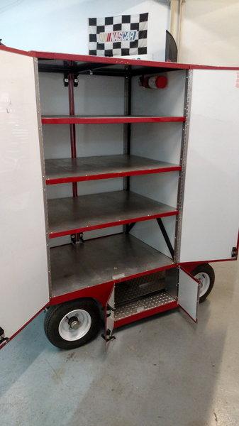 Used pitbox toolbox, Snap on
