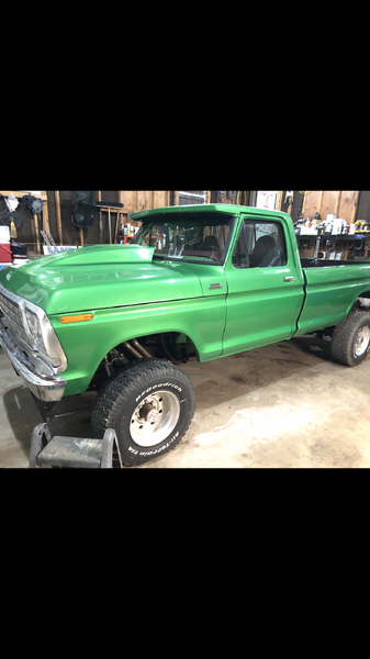 1979 Ford f350  for Sale $30,000