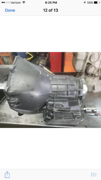 Dragster Transmission  for Sale $1,000