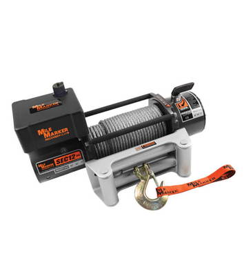 Mile Marker SEC12-ES  WATERPROOF WINCH