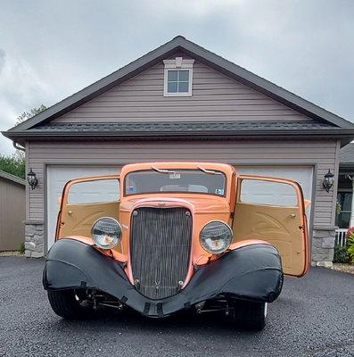 1933 Ford 2 dr.sedan