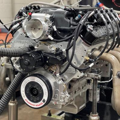 800 HP Street-Strip LS Engine