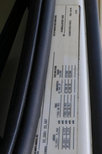 2007 United Specialties Motorgarage - TWIN SCREW