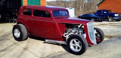 1933 Ford High-Boy