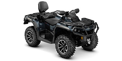 2018 Can Am Outlander XT Max Limited 1000R