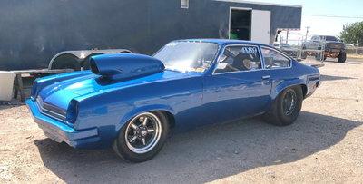 1975 Vega Awesome Bracket car