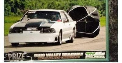 Foxbody small tire stock suspension