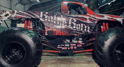 Monster truck (new turn key)