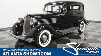1934 Chrysler Executive Sedan