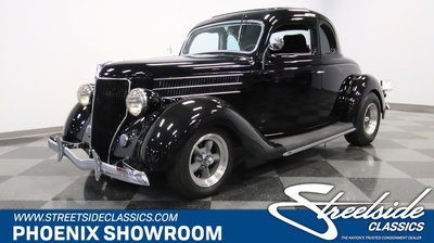 1936 Ford 5-Window All Steel