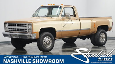 1986 Chevrolet K30