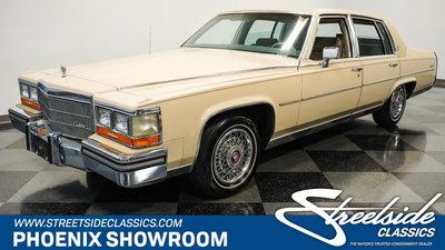 1986 Cadillac Fleetwood
