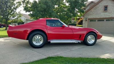 1975 Corvette,Not Stock!