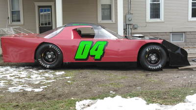 2015 McColl Super Late Model