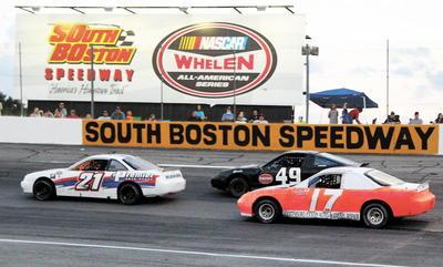 Iso: stock 4 cylinder asphalt race car