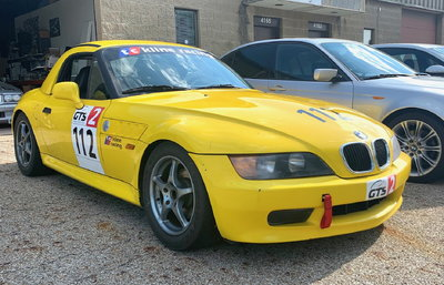 '96 BMW Z3 1.9 Race Car
