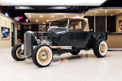 1929 Ford Model A Pickup Street Rod