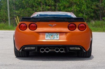 2008 Corvette Z06 - Edelbrock Supercharged  for Sale $39,900