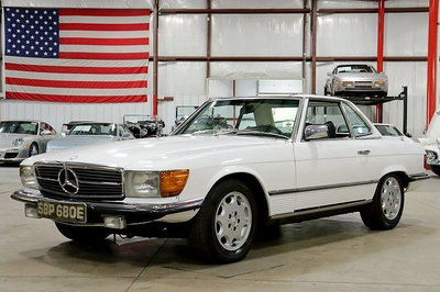 1979 Mercedes-Benz 280SL