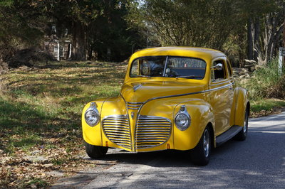 1941 Plymouth Business