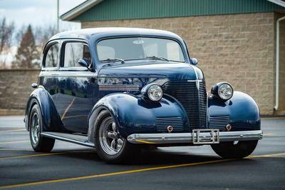 1939 Chevrolet Master Deluxe 2 door Streetrod
