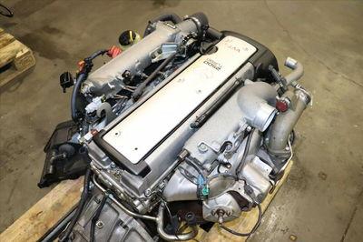 JDM Toyota 1JZGTE VVTi Engine 2.5L