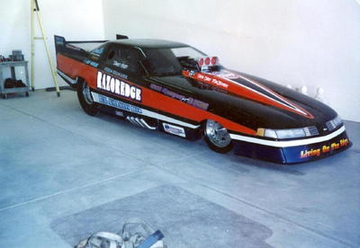 Olds Funny Car