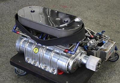 Complete 1471 littlefield blower kit