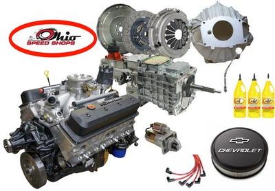 SBC ZZ6 350 EFI 420HP with 5 Speed Trans