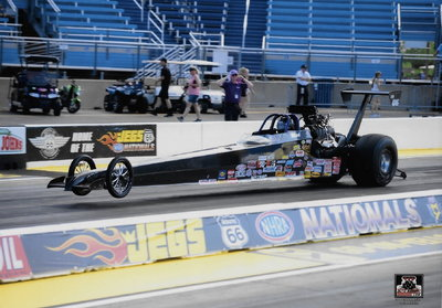 Spitzer Top Dragster