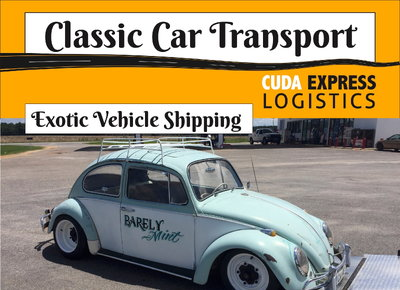 Auto Transport/ Nationwide Service!