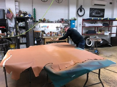 REPAIRING your INTERIOR in your MUSCLE CAR