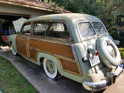 1950 Ford Ranch Wagon