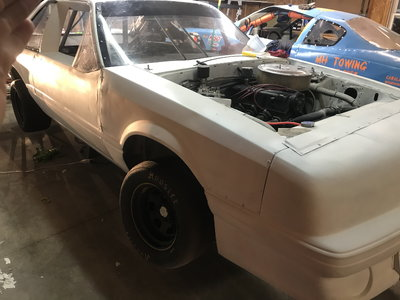 1985 Mustang, 1980s Pinto Mini Stock