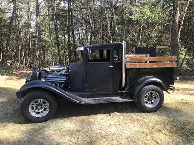 1925 Dodge pickup