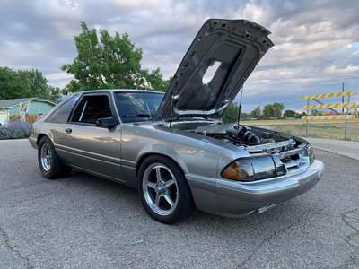 Pro Street 1987 Mustang LX