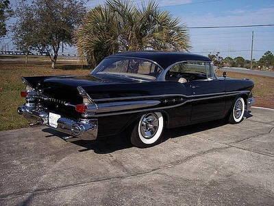 1957 Chevy Pontiac AC 4sp