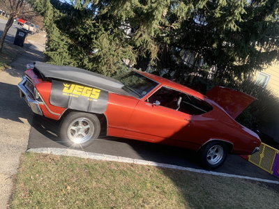 1969 Chevelle sell or trade