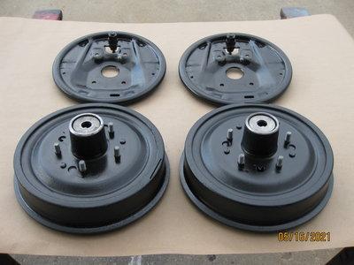 53-62 Corvette or 49-54 Chevy front suspension parts